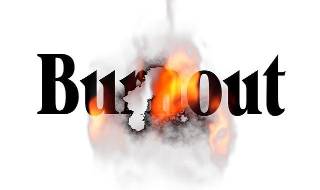 Sagorevanje, Burnout